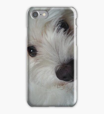 Emotional Support Dog (Portrait) iPhone Case/Skin