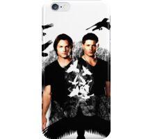 Supernatural's raven case iPhone Case/Skin