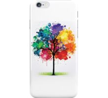 Rainbow Tree iPhone Case/Skin