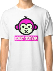 Lonely Creations Quiet Ape  Classic T-Shirt