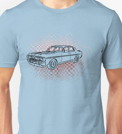 XY GT Ford light Unisex T-Shirt