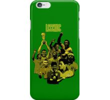 Brazilian Legends iPhone Case/Skin