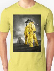 Real Breaking Bad Merchandise T-Shirt