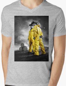 Real Breaking Bad Merchandise Mens V-Neck T-Shirt