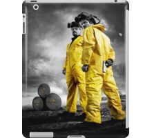 Real Breaking Bad Merchandise iPad Case/Skin