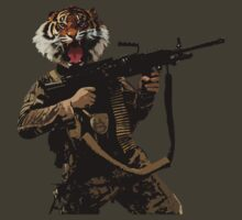Tiger Soldier by bassdmk