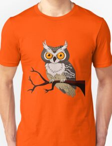 Cute Retro Owl T-Shirt