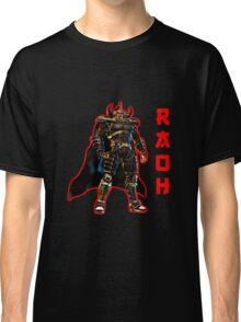 Hokuto no Ken: Raoh with aura Classic T-Shirt