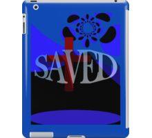 Saved Cross Hill Pond iPad Case/Skin