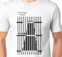 Elite's human dalek Unisex T-Shirt