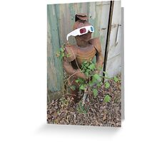 Knight Doctor Greeting Card