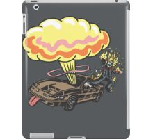 You should also probably prevent this other tragedy in your family iPad Case/Skin