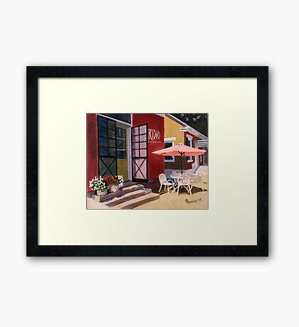 Studio de Michel Framed Print