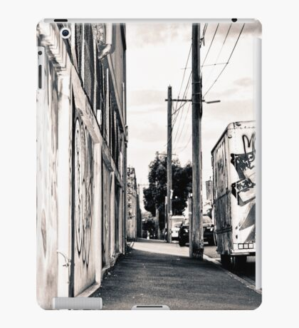 Melbourne Streets iPad Case/Skin