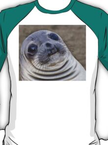 Fat seal sticker T-Shirt
