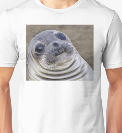 Fat seal sticker Unisex T-Shirt