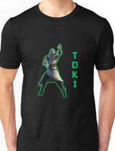 Hokuto no Ken: Toki with aura Unisex T-Shirt