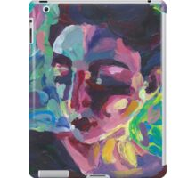Ally - Portrait of a young woman iPad Case/Skin