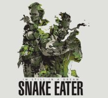 Metal Gear Solid - Snake Eater (I'm Still in a Dream) by QuestionSleepZz