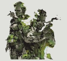 Metal Gear Solid - Snake Eater  by QuestionSleepZz