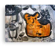 koala pot Canvas Print
