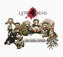 Left 4 dead by Grimjoo