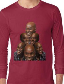 Stack of Ainsley Harriott Long Sleeve T-Shirt