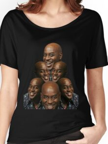 Stack of Ainsley Harriott Women's Relaxed Fit T-Shirt