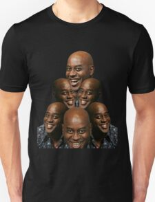 Stack of Ainsley Harriott Unisex T-Shirt