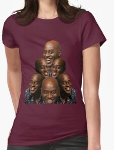 Stack of Ainsley Harriott Womens Fitted T-Shirt