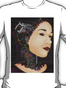 Cyborg in disguise T-Shirt