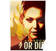 Abaddon, The Queen of Hell Poster