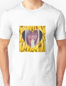 Never Make Eye Contact When Eating A Banana T-Shirt