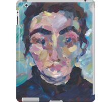 Marcelle - Portrait of a young woman iPad Case/Skin
