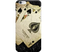 World Of Poker iPhone Case/Skin