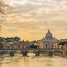 River Tiber by Mats Silvan