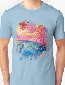 LANDSCAPE ZEN Unisex T-Shirt