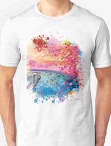 LANDSCAPE ZEN T-Shirt