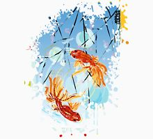 FISHES FENG SHUI Unisex T-Shirt