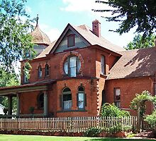 Guthrie Victorian House by debidabble
