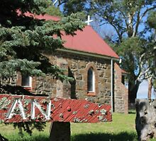 Kialla Anglican  by Buddy Ahearn