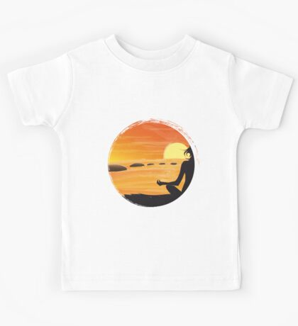 SUNSHINE YOGA Kids Tee