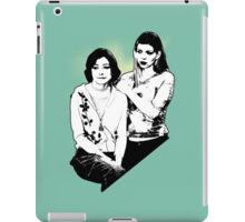 Willow & Tara iPad Case/Skin