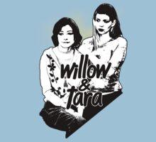 Willow & Tara (with text) T-Shirt