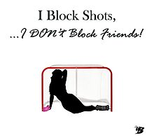 I Block Shots by DaniBee37