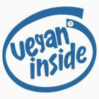 VEGAN INSIDE by rule30