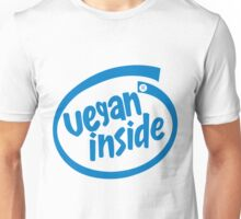 VEGAN INSIDE Unisex T-Shirt