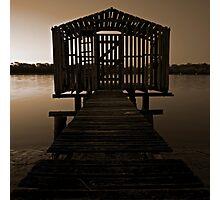 Sea Ribs Photographic Print