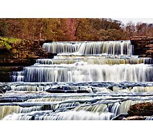 Aysgarth Waterfalls Photographic Print