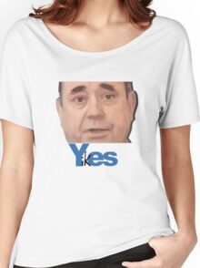 Yikes - Scottish independence Women's Relaxed Fit T-Shirt